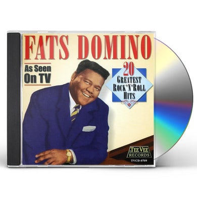 Fats Domino 20 GREATEST ROCK N ROLL HITS CD