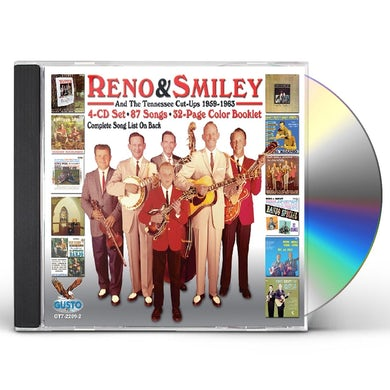 Reno & Smiley 1959 -1963 CD