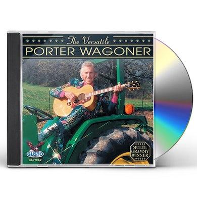 Porter Wagoner VERSATILE CD