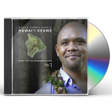 Kuana Torres Kahele HAWAI'I KEAWE: MUSIC FOR THE HAWAIIAN ISLANDS 1 CD