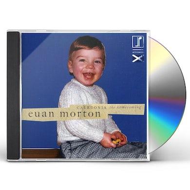 Euan Morton CALEDONIA - THE HOMECOMING CD