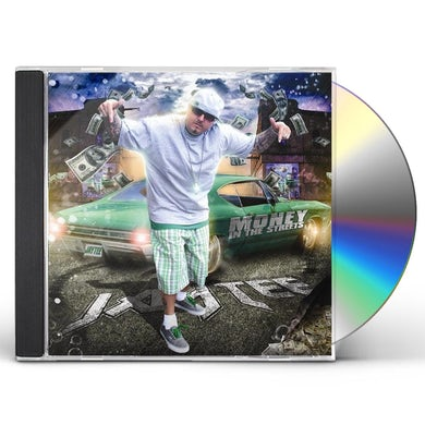 Jay Tee MONEY IN THE STREETS CD