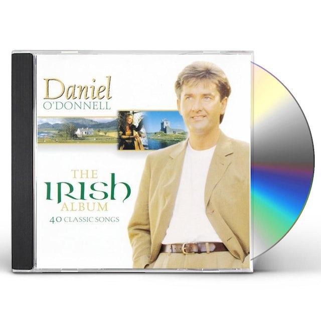 Daniel O'Donnell IRISH ALBUM CD
