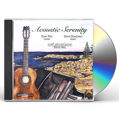 Steve Hall ACOUSTIC SERENITY CD