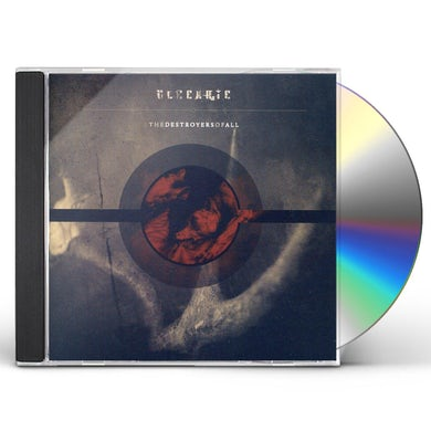 Ulcerate DESTROYER OF ALL CD