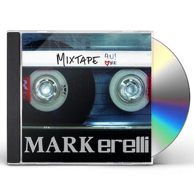 Mark Erelli MIXTAPE CD