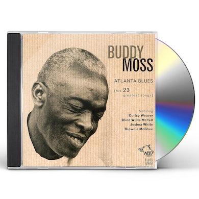 Buddy Moss ATLANTA BLUES: HIS 23 GREATEST SONGS CD