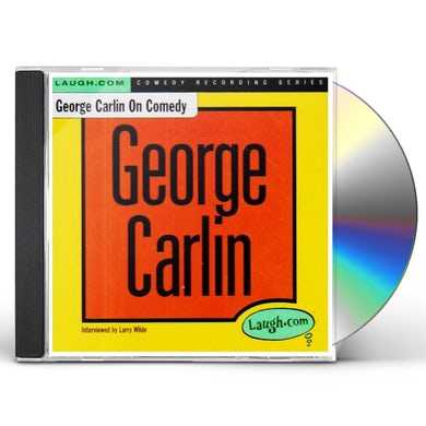 George Carlin ON COMEDY CD