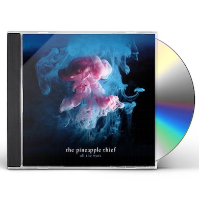 The Pineapple Thief ALL THE WARS CD