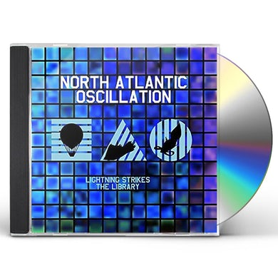 North Atlantic Oscillation LIGHTNING STRIKES THE LIBRARY - A COLLECTION CD