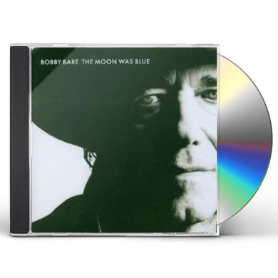 Bobby Bare MOON WAS BLUE CD
