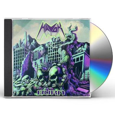 Havok BURN (2015) CD