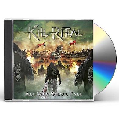 Kill Ritual ALL MEN SHALL FALL CD