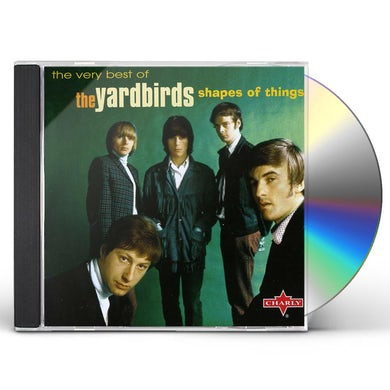The Yardbirds VERY BEST OF CD