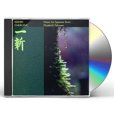 Elizabeth Falconer ISSHIN - EMERGING: MUSIC FOR JAPANESE KOTO CD