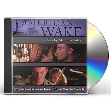 Seamus Egan AMERICAN WAKE SOUNDTRACK CD
