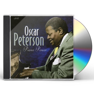 Oscar Peterson PIANO POWER CD