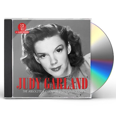 Judy Garland ABSOLUTELY ESSENTIAL COLLECTION CD