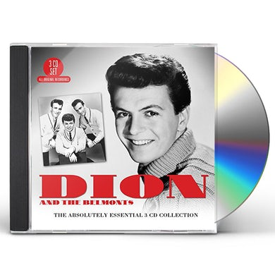 Dion & The Belmonts ABSOLUTELY ESSENTIAL CD