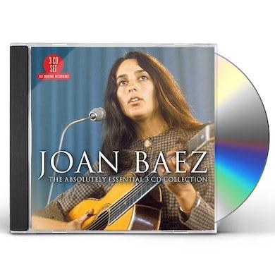 Joan Baez ABSOLUTELY ESSENTIAL CD