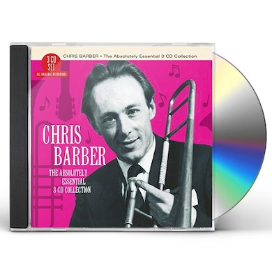 Chris Barber ABSOLUTELY ESSENTIAL 3CD COLLECTION CD