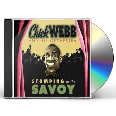 Chick Webb STOMPING AT THE SAVOY CD
