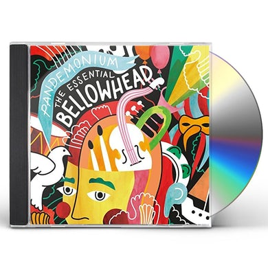 PANDEMONIUM: THE ESSENTIAL BELLOWHEAD CD