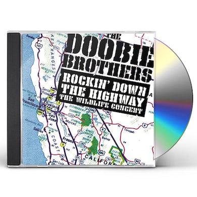 The Doobie Brothers ROCKIN DOWN THE HIGHWAY CD
