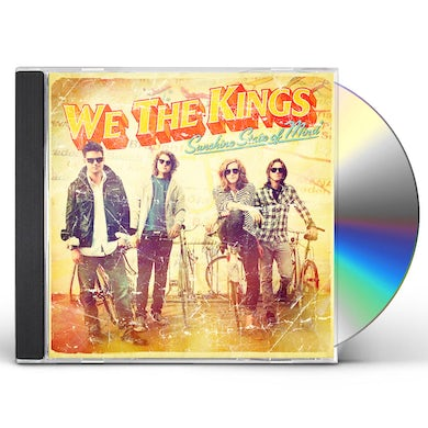 We the Kings SUNSHINE STATE OF MIND CD