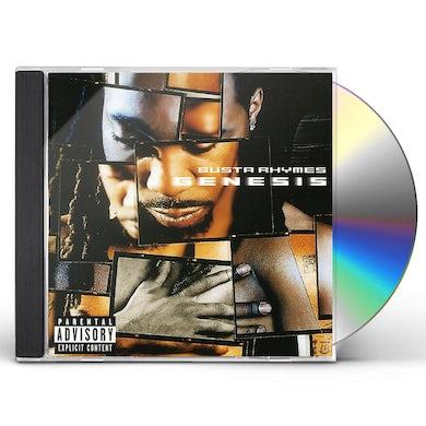 Busta Rhymes GENESIS CD