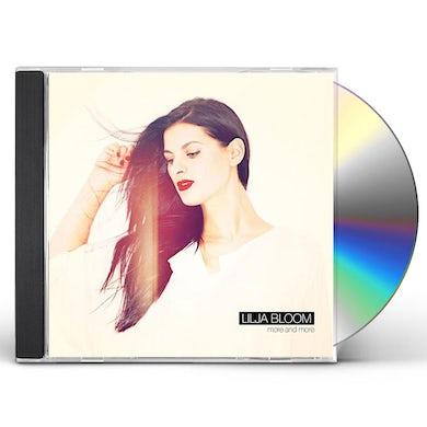 Lilja Bloom MORE & MORE CD