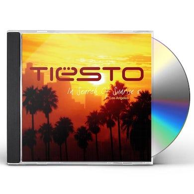 Dj Tiesto IN SEARCH OF SUNRISE 5: LOS ANGELES CD