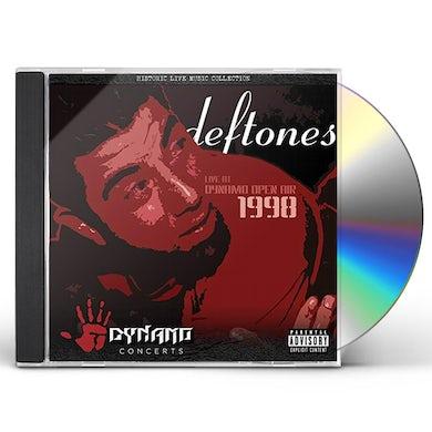 Deftones LIVE AT DYNAMO OPEN AIR 1998 CD