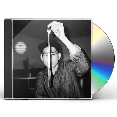 Nosaj Thing FATED CD