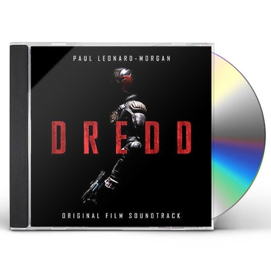Paul Leonard-Morgan DREDD - ORIGINAL FILM SOUNDTRACK CD