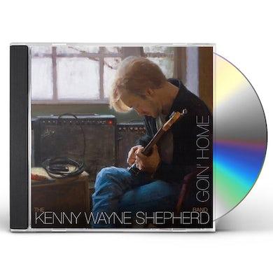 Kenny Wayne Shepherd GOIN' HOME CD