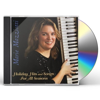 Marie Mazziotti HOLIDAY HITS & SONGS FOR ALL SEASONS CD