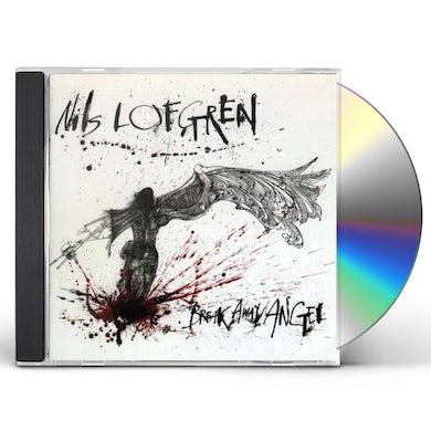 Nils Lofgren BREAK AWAY ANGEL CD