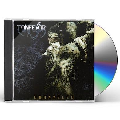 Confessor UNRAVELED CD