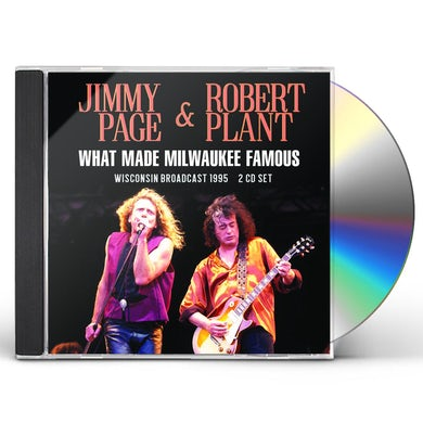 Jimmy Page What Made Milwaukee Famous CD