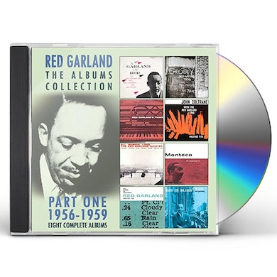 Red Garland ALBUMS COLLECTION PART ONE: 1956-1959 CD