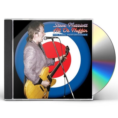 Steve Marriott ALL OR NUFFIN (THE LAST CONCERT) CD