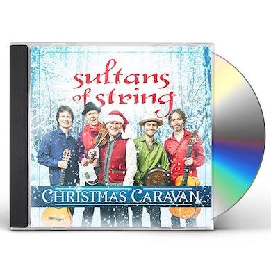 Sultans Of String CHRISTMAS CARAVAN CD