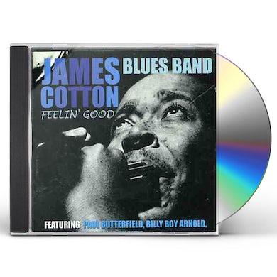 James Cotton FEELIN GOOD CD