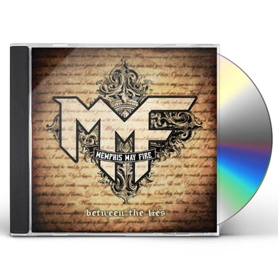 Memphis May Fire BETWEEN THE LIES CD