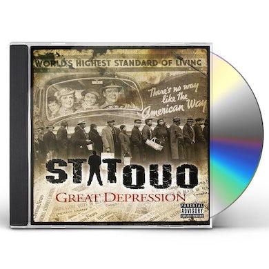 Stat Quo GREAT DEPRESSION CD
