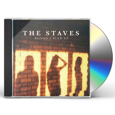 The Staves BLOOD I BLED CD