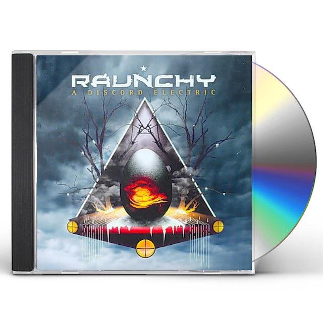 Raunchy DISCORD ELECTRIC CD
