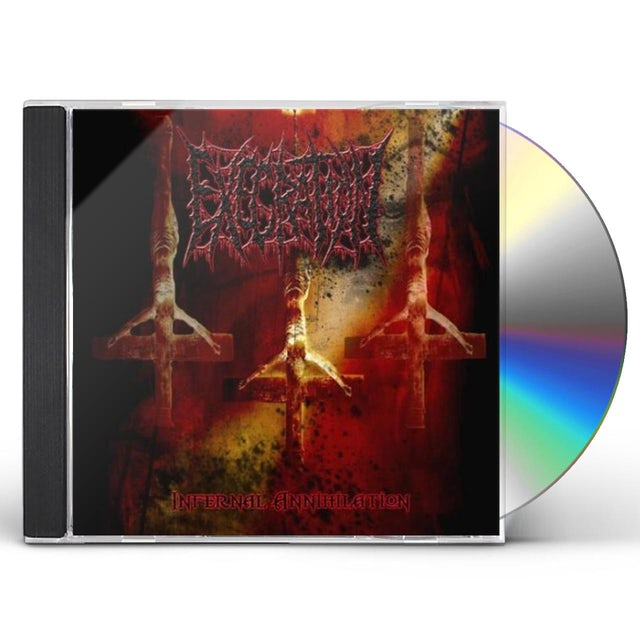 EXECRATION INFERNAL ANNIHILATION CD