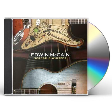 Edwin McCain SCREAM & WHISPER CD